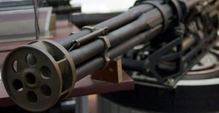 Авиационная пушка ГШ-6-23 ст…