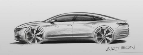 Volkswagen рассекретил сменщ…