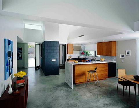 Резиденция в стиле минимализм