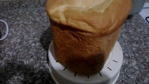 Вкусный хлеб с хрустящей рум…