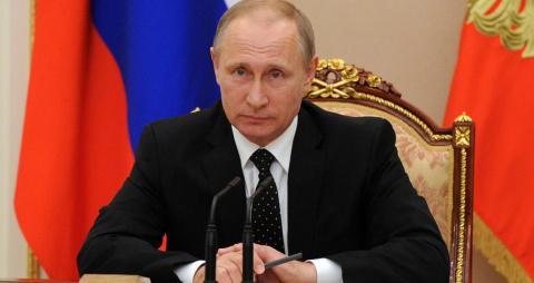Президент РФ: законы Госдумы…