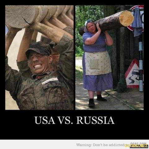 Почему победитель СССР никак…