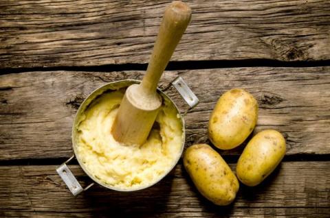 Главный секрет – терпение. Как приготовить идеальное картофельное пюре