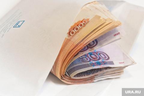Половина россиян получают за…