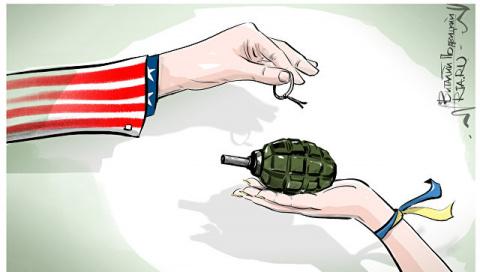 США начинают «летальное» перевооружение Украины (ВИДЕО, ИНФОГРАФИКА)