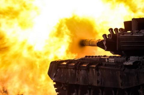 Танковая зачистка Таль-Афаре…