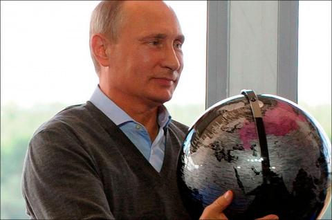 Думы о Путине. Павел Шипилин