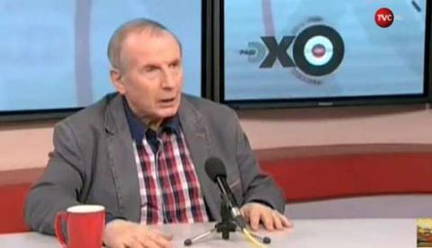 Писатель Михаил Веллер рассказал о причинах скандала в эфире «Эха Москвы»