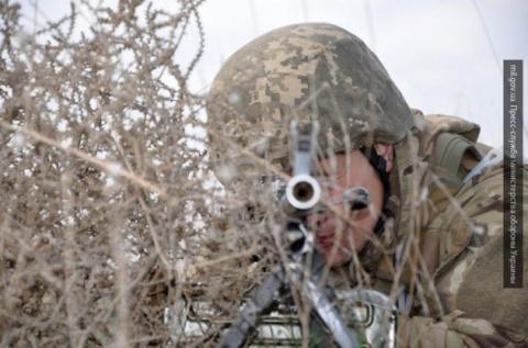 ДРГ Украины уничтожена на гр…