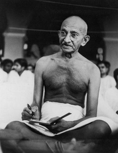 Махатма Ганди: 5 уроков, кот…