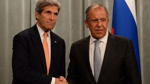 Россия договаривается с США …