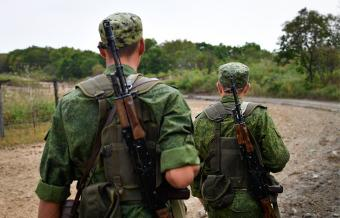 Российских пограничников ата…
