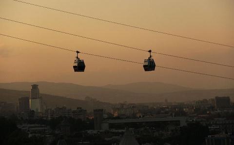 Достопримечательности Тбилиси: Съесть хинкали и увидеть Казбеги