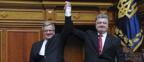Поляки жалуются, что Украина…