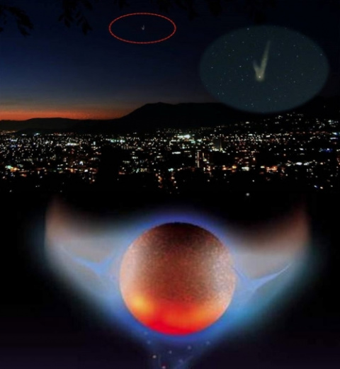 Астрофизик обнаружил на небосводе приближающуюся к Земле неизвестную планету