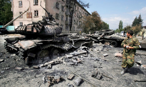Попытка прорыва в Донбассе о…