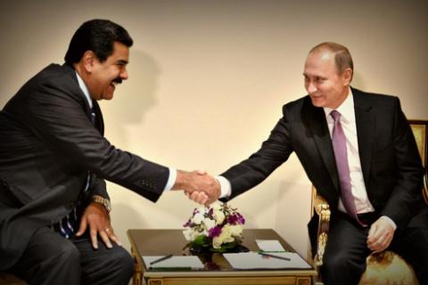 Россия сорвала американскую удавку с экономики Венесуэлы