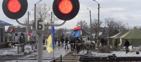 Назначенный Киевом гауляйтер Донбасса признал, что Украина заблокировала сама себя