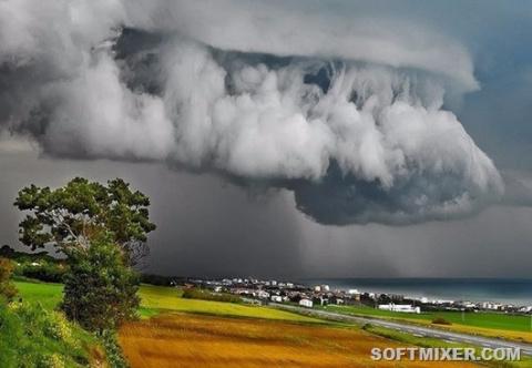 Погодные аномалии: причины и…