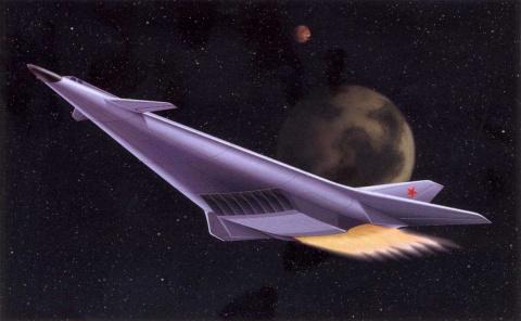 Россиянин придумал космический корабль, которому не нужна ракета-носитель