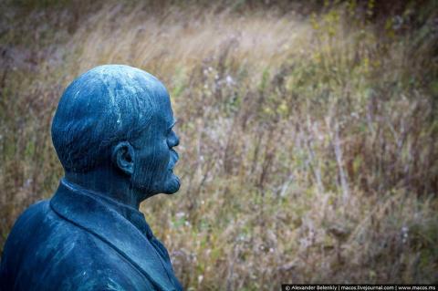 В гробу я Ленина видал...