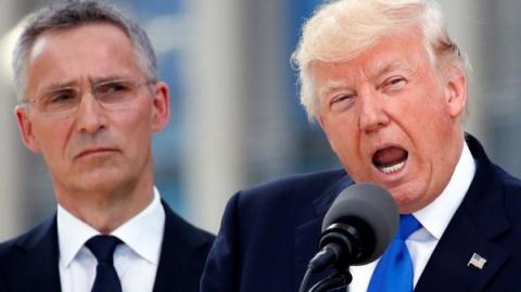 Трамп призвал НАТО уделять в…
