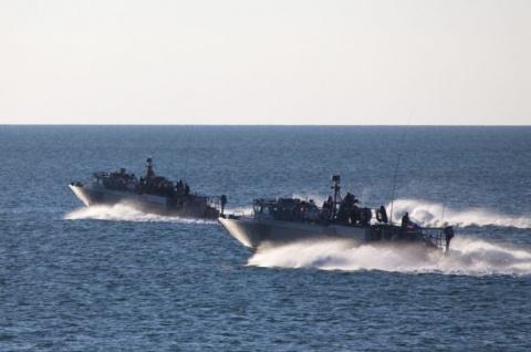 В водах Крыма заметили новей…