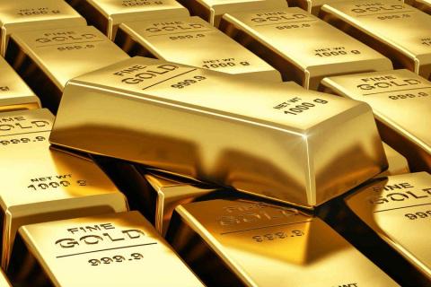 Графики стоимости золота за 100 лет