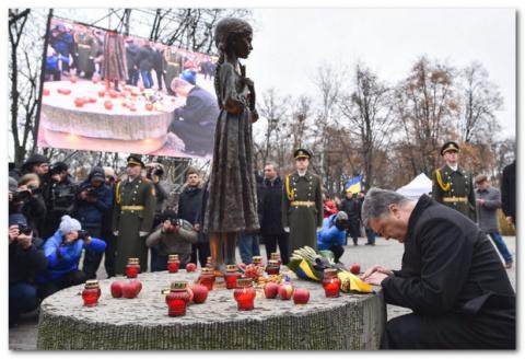 Голодомора на Украине не был…