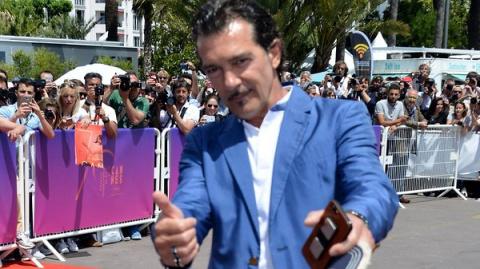 56-летний Антонио Бандерас п…