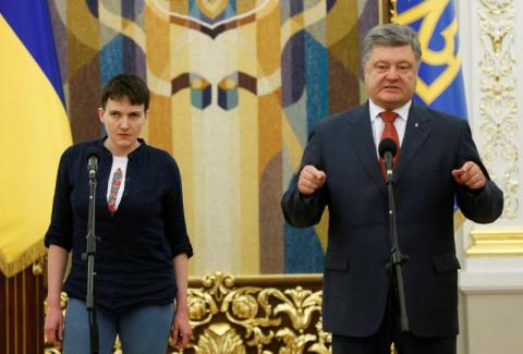 Новости Украины: Савченко на…