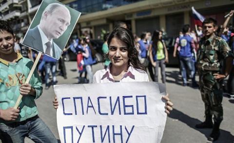 Путин сдал новые карты в игре за Сирию