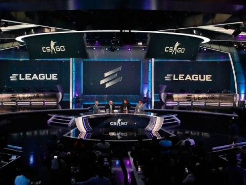 CS:GO. Финал ELEAGUE Season …