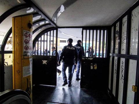 """В Италии арестованы 45 членов влиятельной мафии""""Каморра"""""""