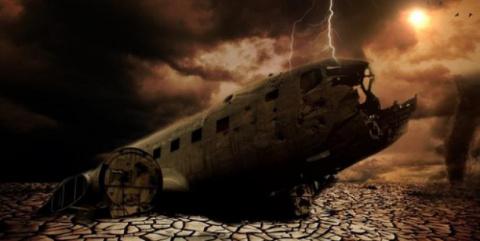 Тайна Бермудского треугольника раскрыта: Там найдены «авиабомбы»