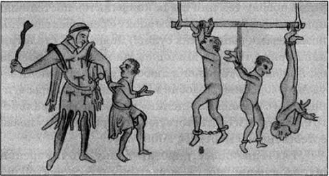 Немытая средневековая Европа…
