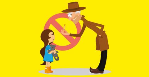 Как обезопасить своего ребен…