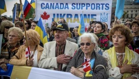 В мире жЫвотных: украинцы нашли виноватых в том, что страна за 26 лет превратилась в болото - это канадская диаспора!