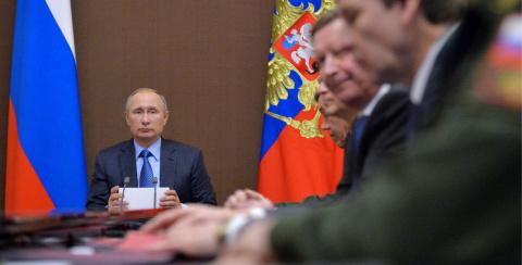 Путин заявил, что готов удар…