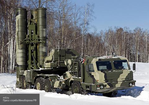 Российская система ПВО под к…