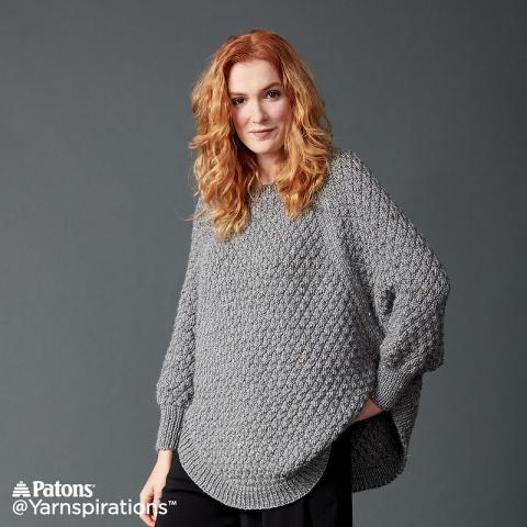 Интересный свитерок