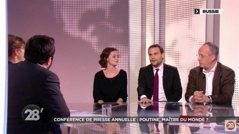 Французский журналист: для П…