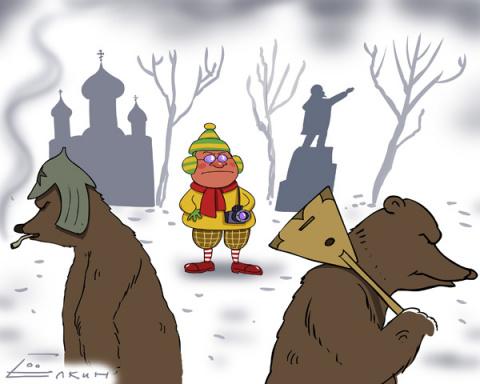 """Россия для """"чайников"""". Гид по русской культуре для иностранцев"""