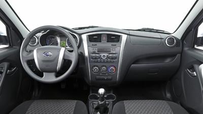 В Тольятти начинают производство товарных экземпляров Datsun
