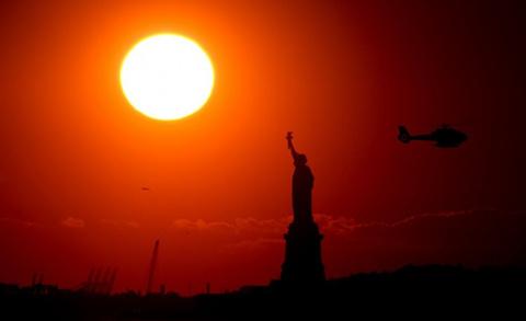 Будущее свободы больше не принадлежит США