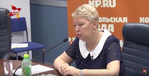 Министр образования Ольга Ва…