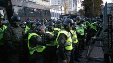 Украинский майдан вышел на н…