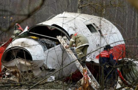 Катастрофа Ту-154 в Смоленск…