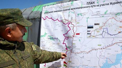 На Украине рассказали об убытках, которые понесёт Киев от нового пути следования поездов РЖД