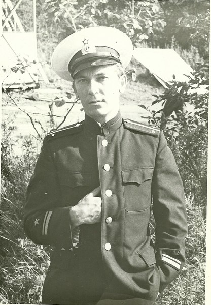 Антон Солёный